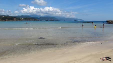 九十浜ビーチ(2)