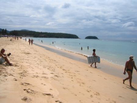 カロンビーチ 1