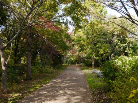 本牧山頂公園散策コース