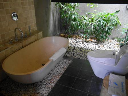 プリアユ バスルーム
