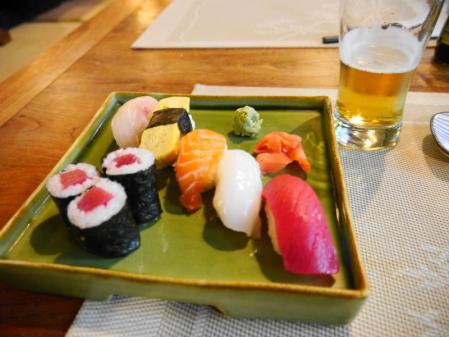 福太郎の寿司