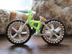 green crossbike
