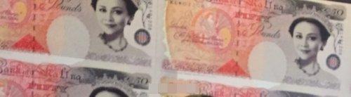 カリーナの50ドル札壁紙