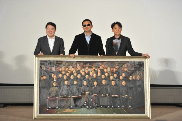 ウォン・カーウァイ&チャン・チェン@北京2