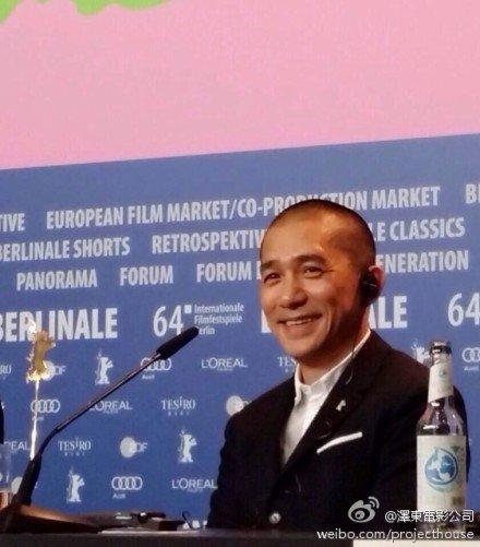 トニーさん@ベルリン映画祭2