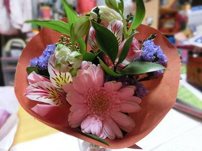 CIMG4758クッキーのお花
