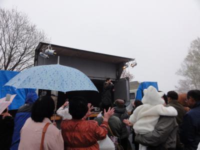 網走天都山桜祭り 031