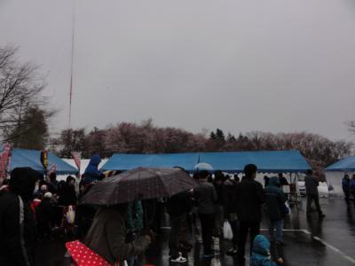 網走天都山桜祭り 040