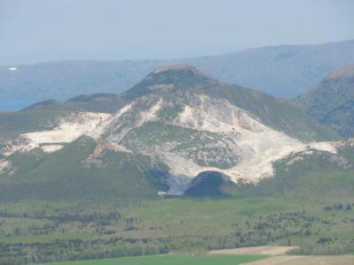 摩周岳 002