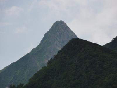 芦別岳 127