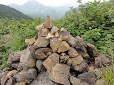 芦別岳 126
