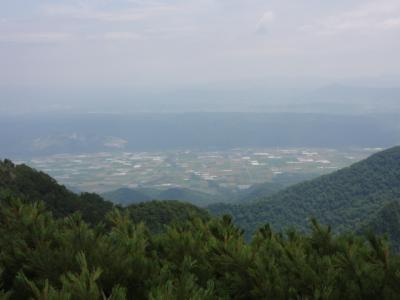 芦別岳 125