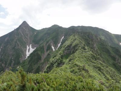 芦別岳 143