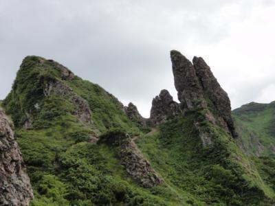 芦別岳 162