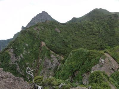 芦別岳 168