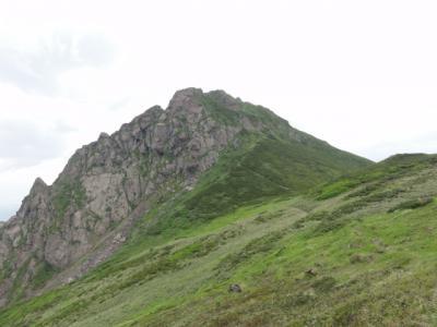 芦別岳 184