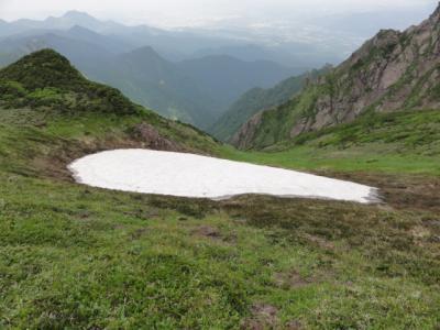 芦別岳 182