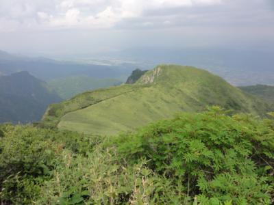 芦別岳 198