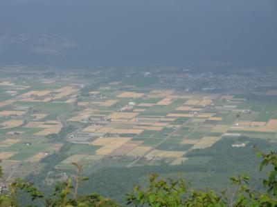 芦別岳 215