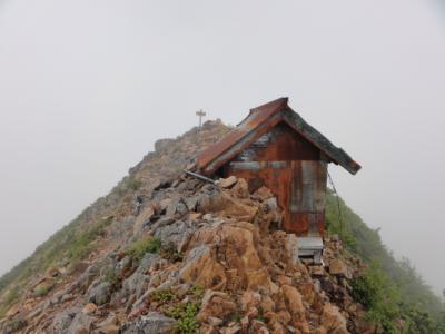 天狗岳・黒岳~旭岳 076