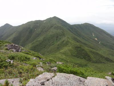 南斜里岳 092