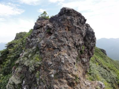 南斜里岳 133