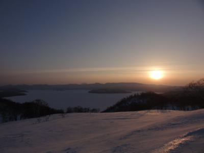 藻琴山 105