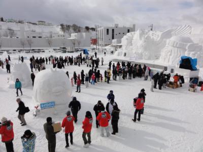 流氷まつり・レークビュースキー場 058