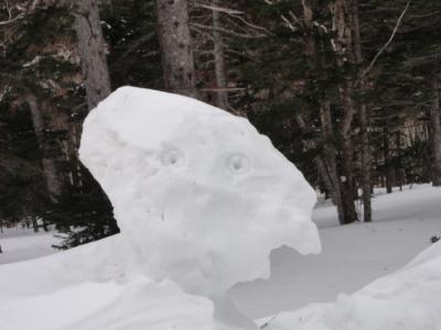 藻琴山スキーコース 038