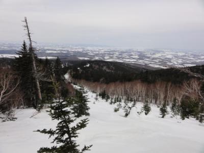 藻琴山スキーコース 056