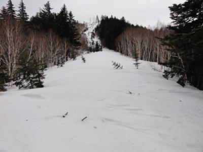 藻琴山スキーコース 046