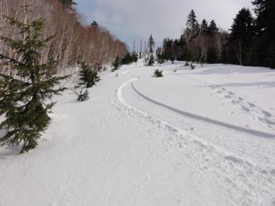 藻琴山スキーコース 076