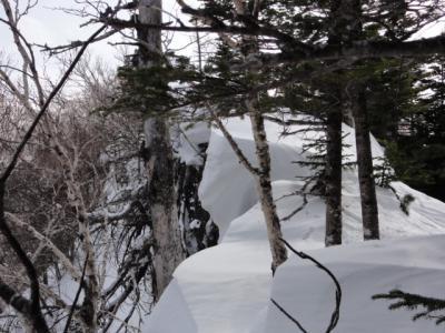 藻琴山スキーコース 059