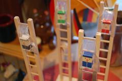 はしごのオブジェ4