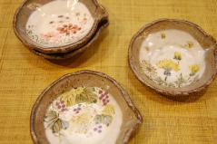 じゅん陶房のまめ皿