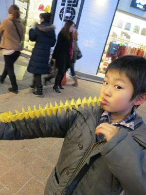 HairSpaceM 慰安旅行 韓国