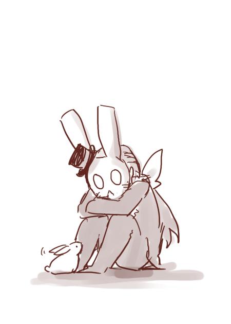 仔ウサギさん