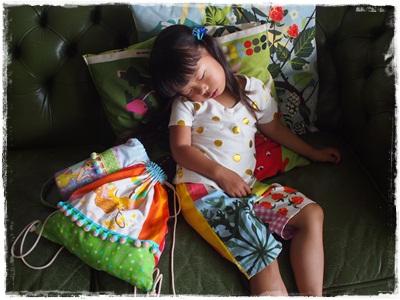 派手な睡眠