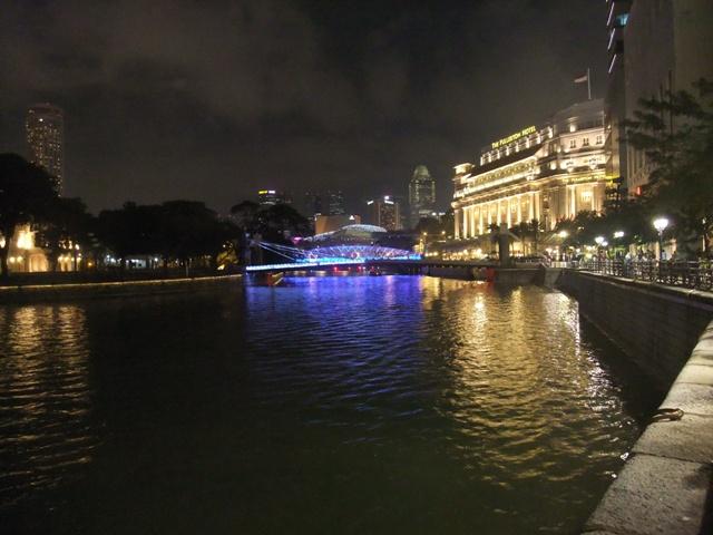 夜のお散歩1