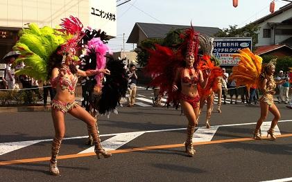 サンバパレード1