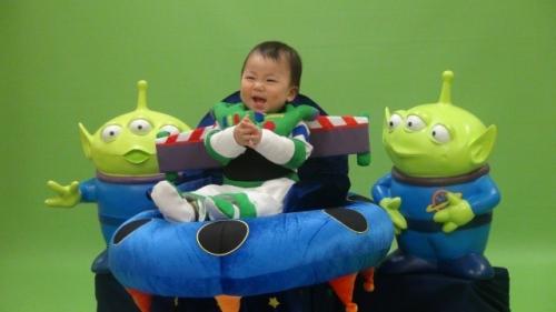バズ コスプレ スタジオアリス toy story トイストーリー