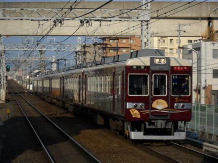 1月19日阪急京都線撮影記