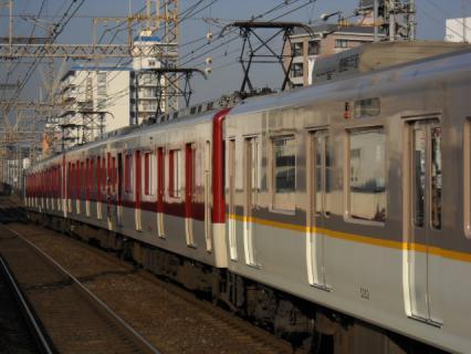 1月の近鉄大阪線撮影記(八尾編)