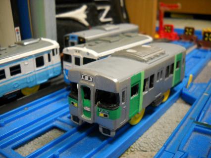 改造ぷられーる JR四国1000系を1200系に更新してみよう!完成!