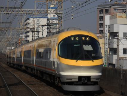 3月6日近鉄線撮影記消えゆく10連快急と奈良線を求めて・・・その1
