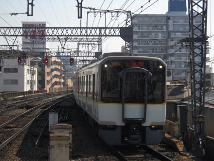 3月6日近鉄線撮影記ネタ編成と奈良線を求めて・・・その3