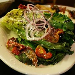 ロメインレタスのグリルサラダ
