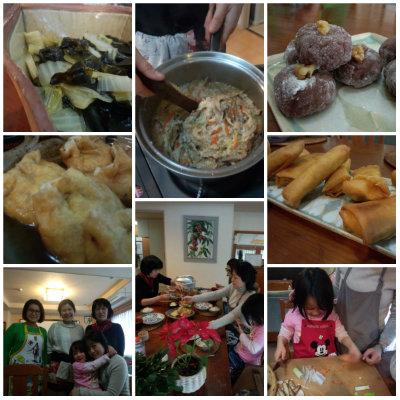 2月8日料理教室
