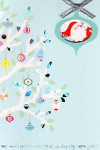 クリスマスカード/sent(その1)2014-1