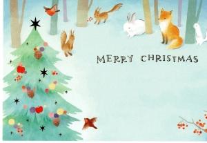 クリスマスカード/sent(その1)2014-3